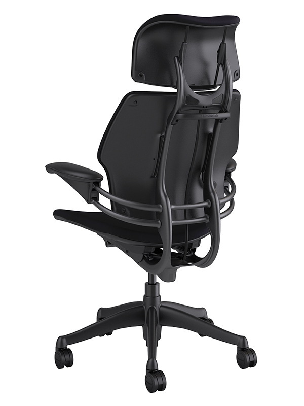 Humanscale Freedom Chair With Headrest Quick Ship