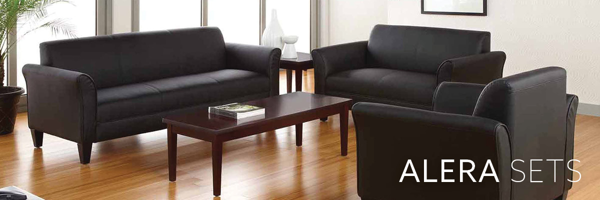 Alera Reception Sets: Shop Alera Chairs and Office Couches