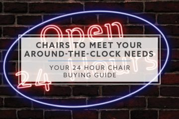 24 Hour Chair Buying Guide: Everything You Need To Know