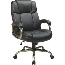 Office Star Eco Leather Big and Tall Computer Chair