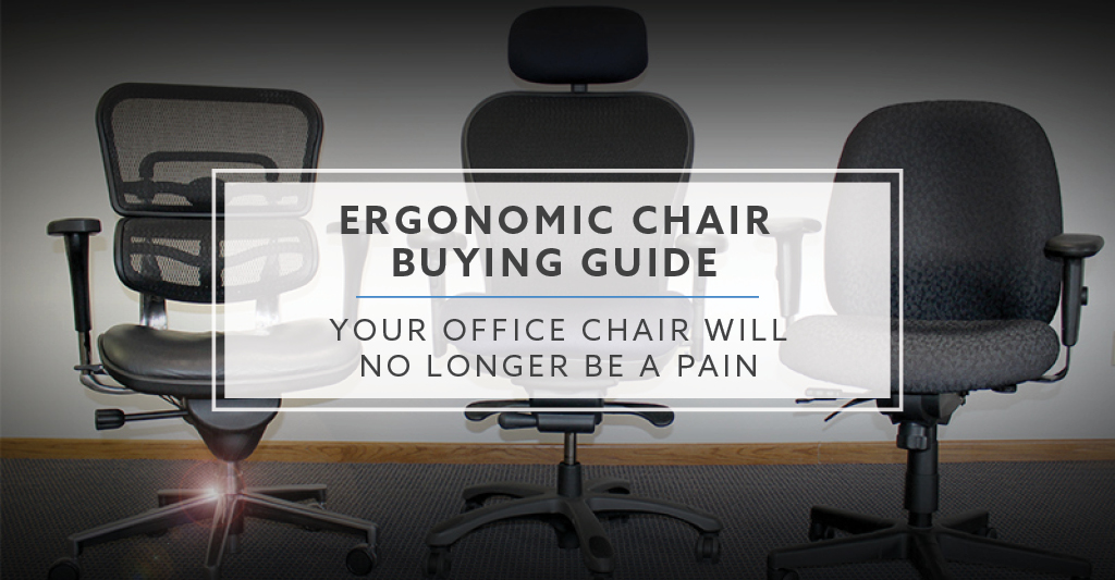 How To Buy An Ergonomic Office Chair Btodcom