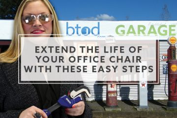 Extend The Life Of Your Office Chair With These Easy Steps