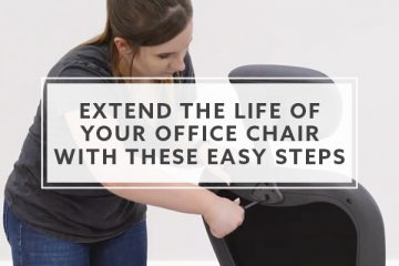 How-To Perform Regular Maintenance For Office Chairs