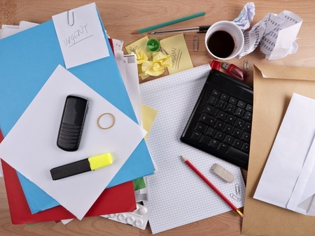 10 Easy Ways to Tidy Up Your Work Life
