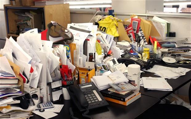 10 Easy Ways To Tidy Your Work Life Btod Com Btod Com