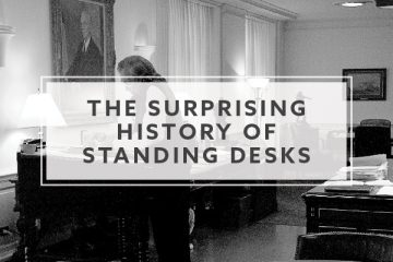 The Surprising History of Standing Desks