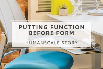 Brand Spotlight – The Humanscale Story: Putting Function Before Form