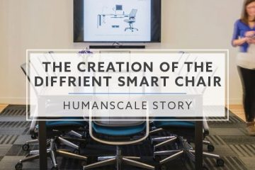 Humanscale Story: The Creation of the Diffrient Smart Chair