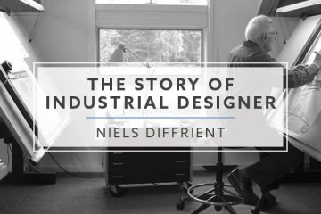 The Story of Industrial Designer Niels Diffrient
