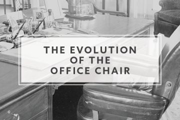 The Evolution of The Office Chair