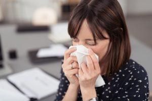sick-office-employee