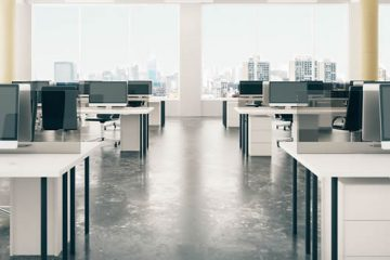The Transition to an Open Office Environment