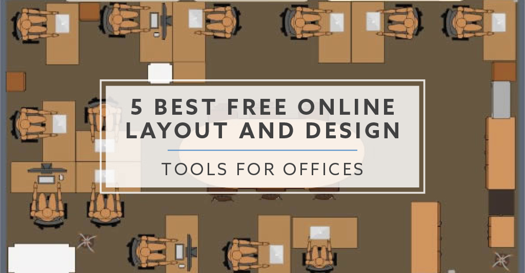 5 best free design and layout tools for offices and - Online interior design tool ...