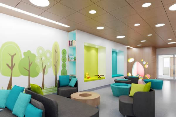 Office Waiting Room Design The Best Colors For An Inviting Waiting Room Or Lobby Area