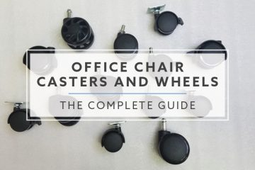 The Complete Guide: Office Chair Casters and Wheels