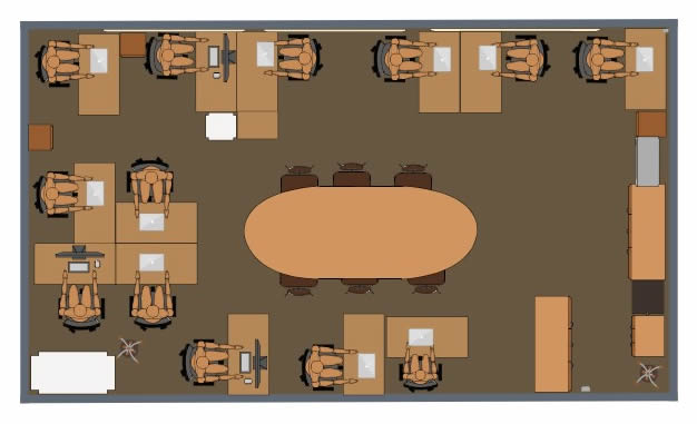 office layout. Planner 5D Layout Tool For Offices Office