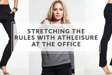 Stretching The Rules With Athleisure Clothing At The Office