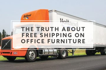 The Truth About Free Shipping On Office Furniture in 2019