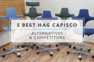 The 5 Best HAG Capisco Alternatives and Competitors