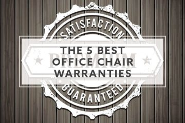 Top 5 Office Chair Manufacturer Warranties