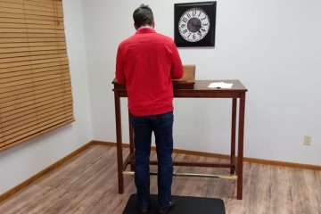 5 Most Common Problems with Standing Only Desks