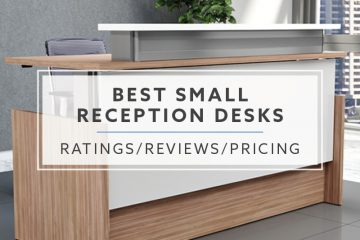 Best Small Reception Desks (Reviews / Ratings / Pricing)