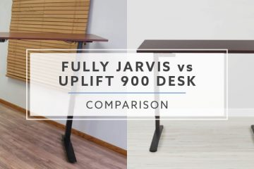 Standing Desk Comparison: Jarvis Desk vs. Uplift 900 Desk