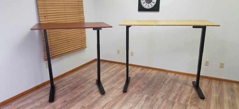 Genial Standing Desk Comparison: Jarvis Desk Vs. Uplift 900 Desk