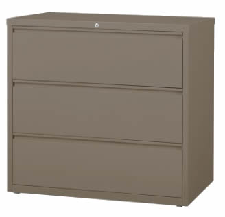 Lateral Filing Cabinet From Mayline