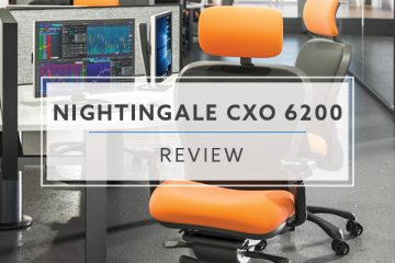 Nightingale CXO 6200 Ergonomic Chair (Review / Rating / Pricing)