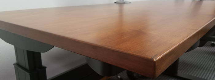 Solid Wood Worksurface