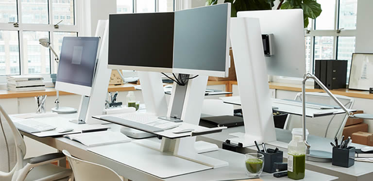 How Much Does a Standing Desk Converter Cost?