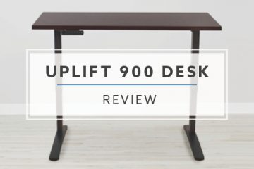 The Uplift 900 Standing Desk C-leg (Review / Rating)