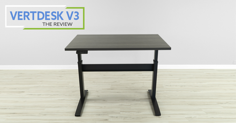The VertDesk v3 Electric Standing Desk Review