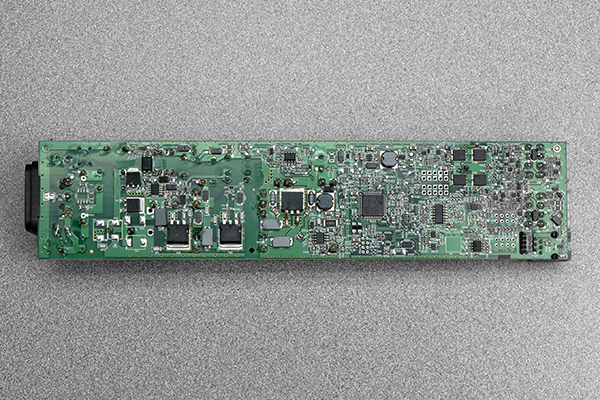 Back Side of Circuit Board