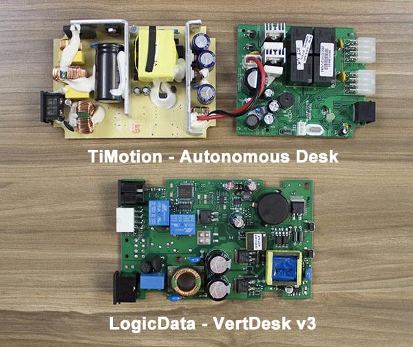 TiMotion Electronics vs. LogicData Electronics