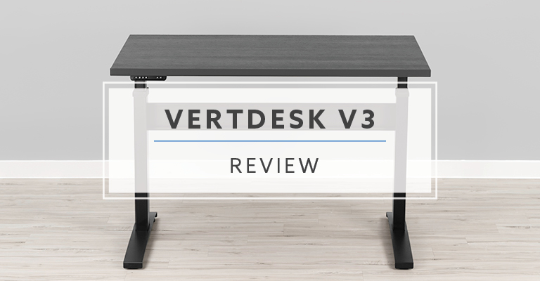 VertDesk v3 Review For 2019