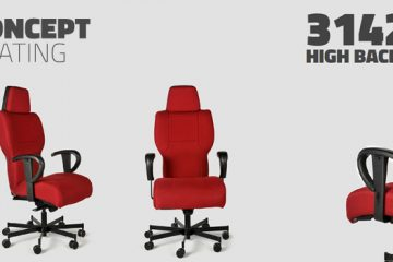 Concept Seating 3142 Control Room Chair Review and Pricing