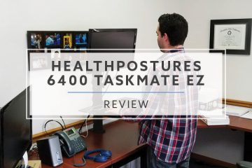HealthPostures 6400 TaskMate EZ Converter (2020 Review / Rating / Pricing)