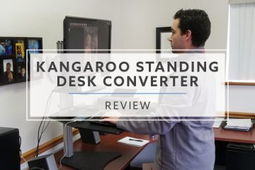 Ergo Desktop Kangaroo Standing Desk (2019 Review / Rating / Pricing)