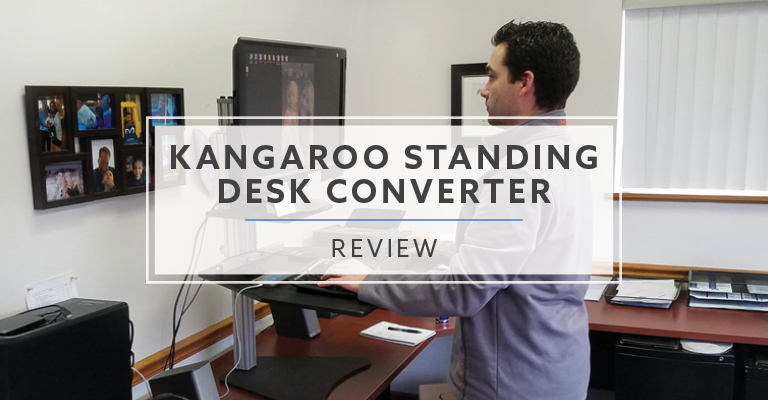 Strange Kangaroo Standing Desk Converter Review Rating Pricing Home Interior And Landscaping Analalmasignezvosmurscom