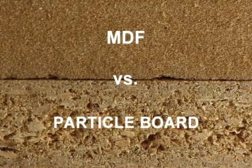 MDF Desks vs. Particle Board Desks: Which Is Better?
