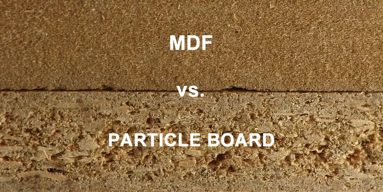 Mdf Desks Vs Particle Board Desks Which Is Better