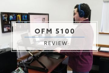 OFM 5100 Stand Up Desk Converter (2019 Review / Rating / Pricing)