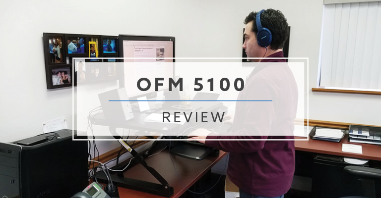 OFM 5100 Stand Up Desk Converter (2020 Review / Rating / Pricing)