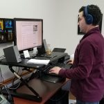 OFM 5100 Stand Up Desk Converter review