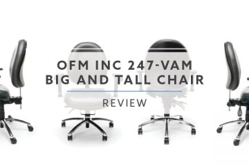 OFM Inc 247-VAM Big and Tall Chair (Review / Rating / Pricing)