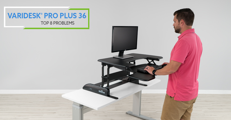 Varidesk Problems Header