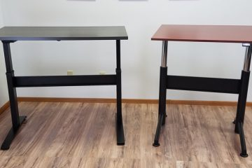 A Standing Desk Evolution: VertDesk v1 and v2 VS. VertDesk v3