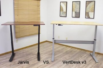 VertDesk v3 vs. Jarvis Desk: Which Standing Desk is Best?